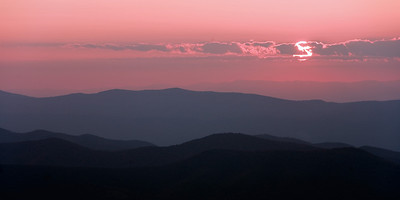 Shenandoah Sunset